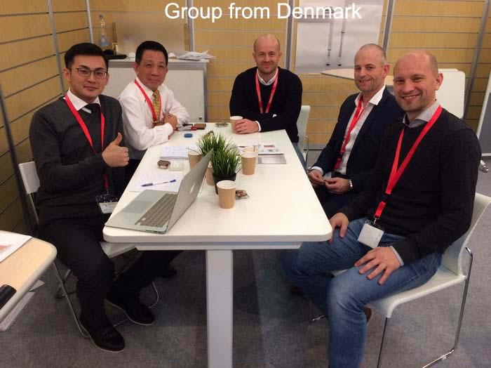 group from Denmark