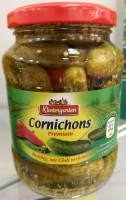 GOC baby dill Germany Spicy